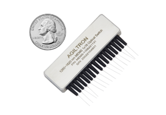 MEMS 1×N Fiber Optical Switches