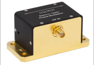 Compact Free Space Electro-Optical Modulator