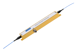 Lithium Niobate Waveguide Fiber Optical Modulator