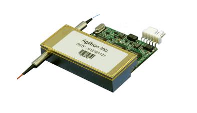 optoelectronic device motorized etalonbased tunable