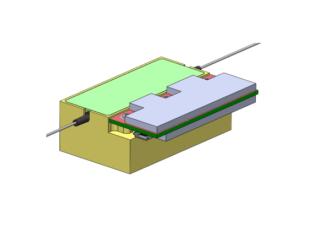 High Precision Programmable Optical Attenuator