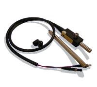 optoelectronic device raman fiber optic